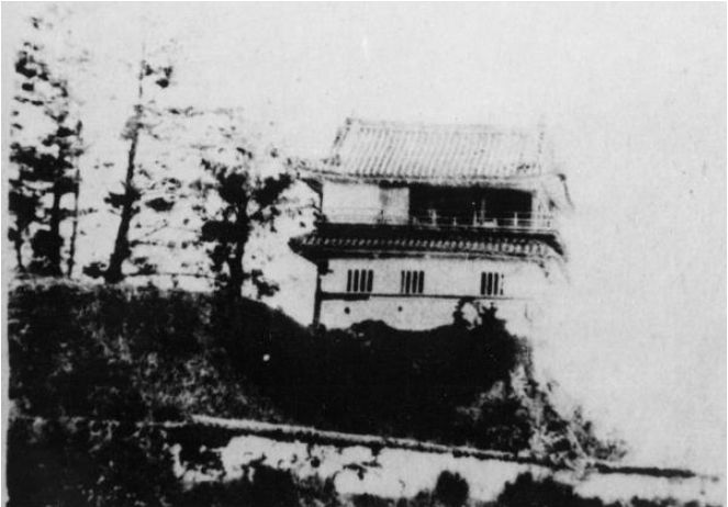 岡崎城、月見櫓