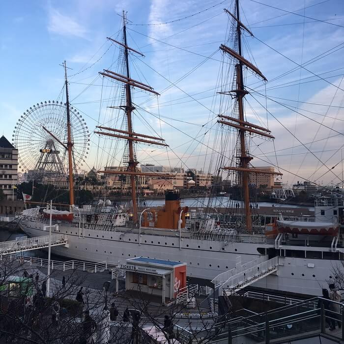 お城EXPO、日本丸