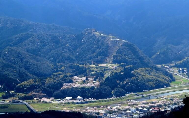 月山富田城、山城サミット