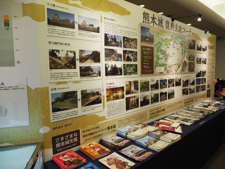 お城EXPO 2017、熊本城、復興支援