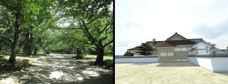 福岡城、VR、再現、本丸御殿
