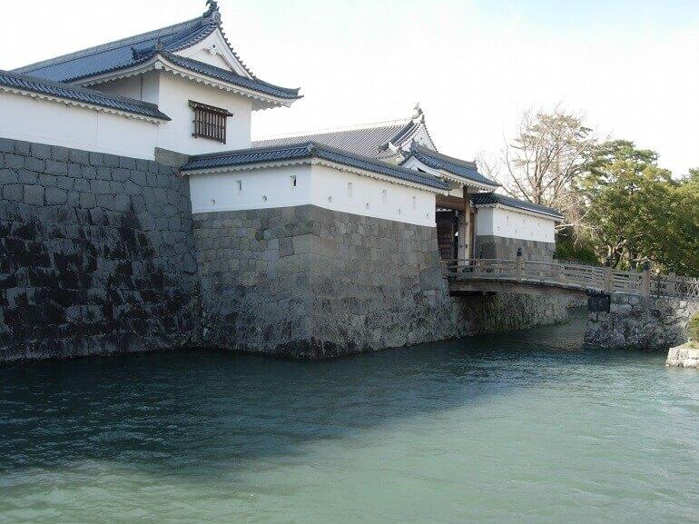 駿府城、東御門