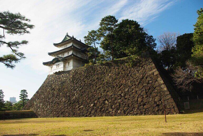 江戸城、富士見櫓