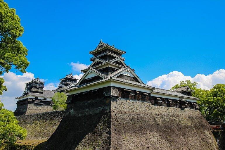 加藤清正、熊本城、難攻不落