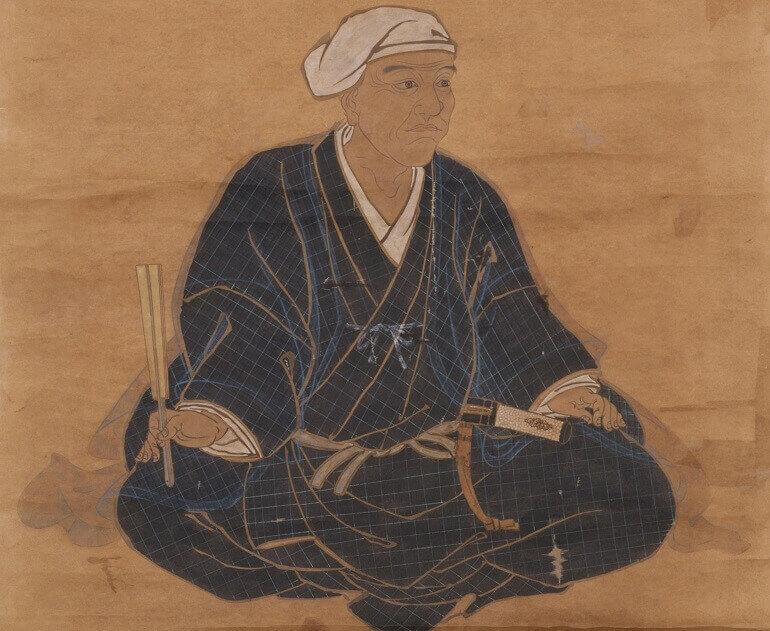 黒田官兵衛肖像、大坂城、縄張