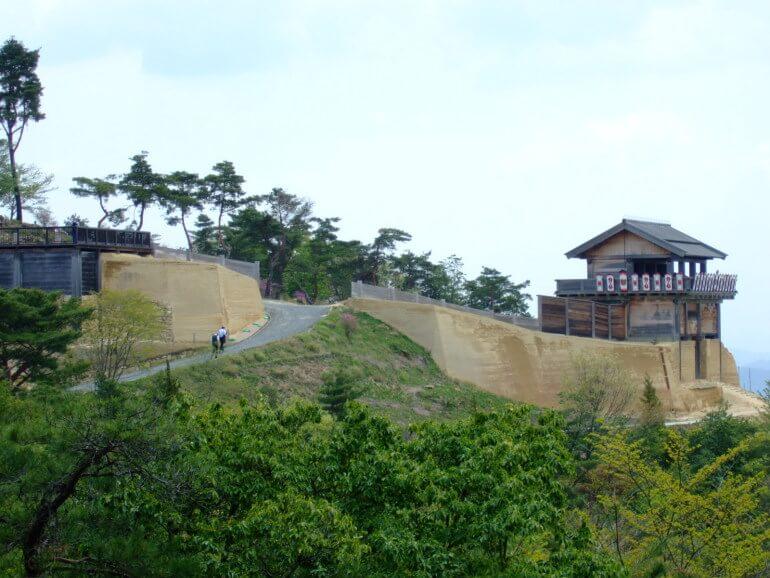 鬼ノ城、白村江、古代山城