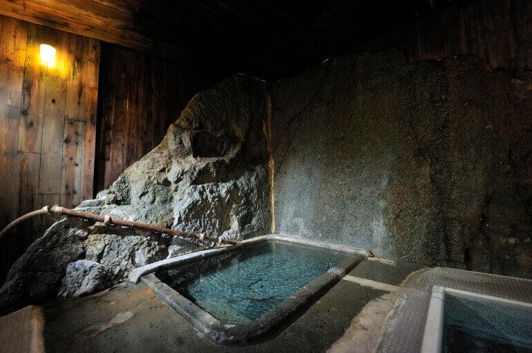 くつろぎ宿、新滝、千年の湯