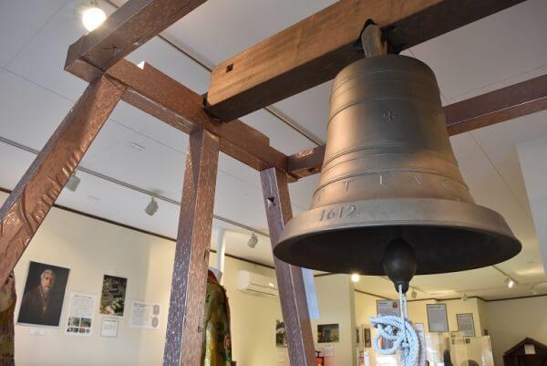 竹田キリシタン研究所・資料館、サンチャゴの鐘、岡城