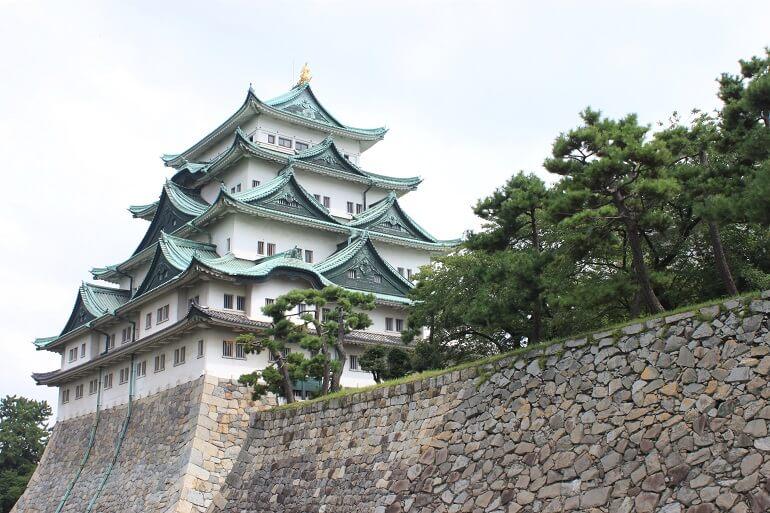 名古屋城、天守、復元
