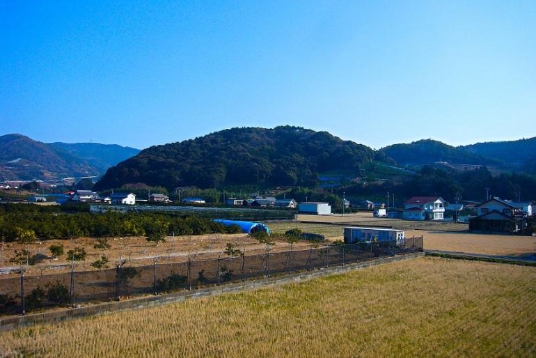 千頭峯城跡、静岡県、山城