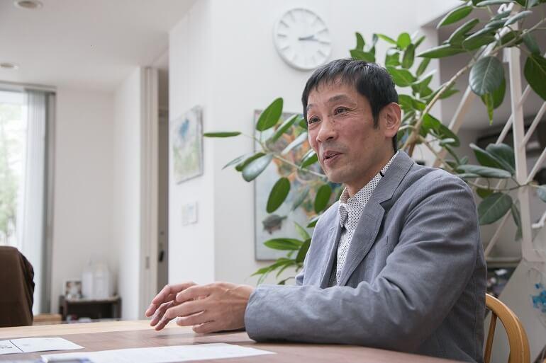 香川元太郎、取材、自宅