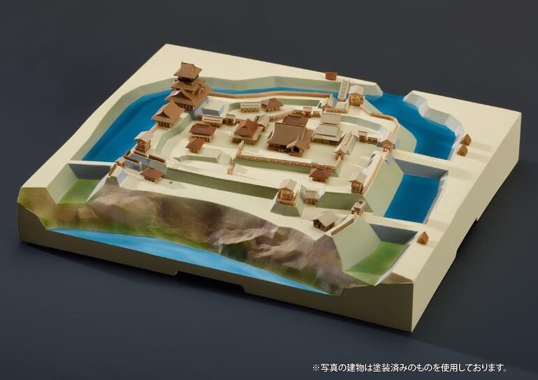 城ラマ、上田城