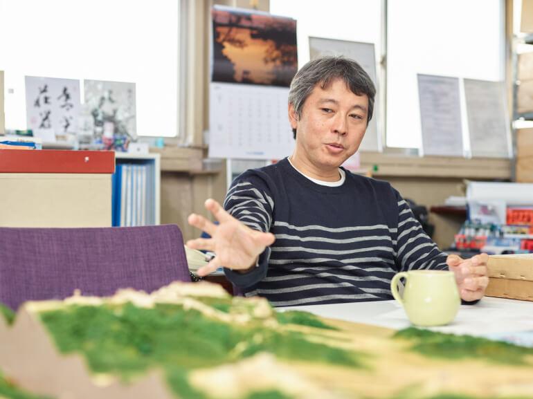 二宮博志、インタビュー