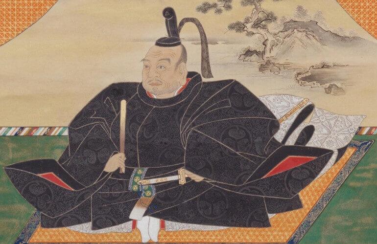 江戸城、徳川家康