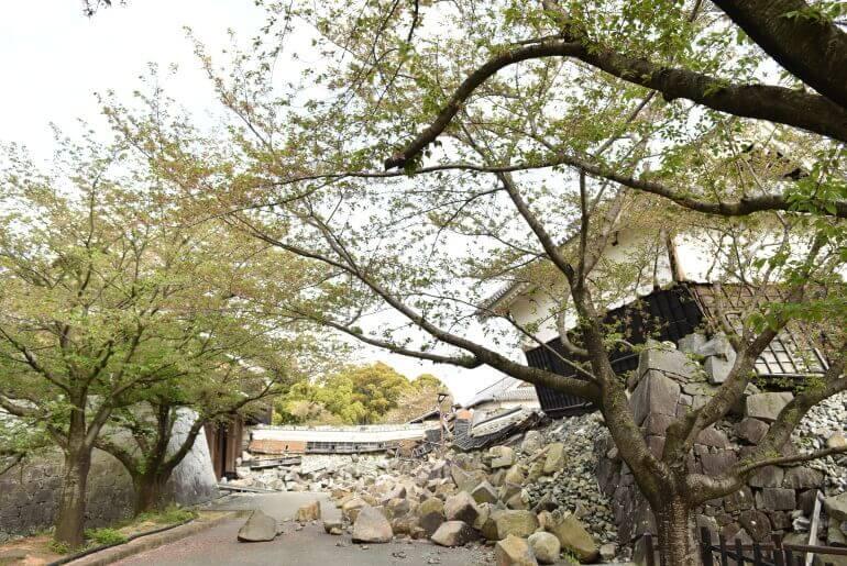 熊本城、西大手櫓門