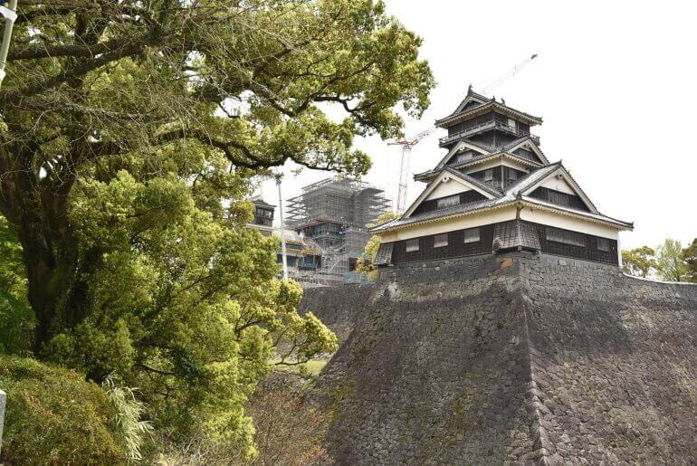 宇土櫓、熊本城