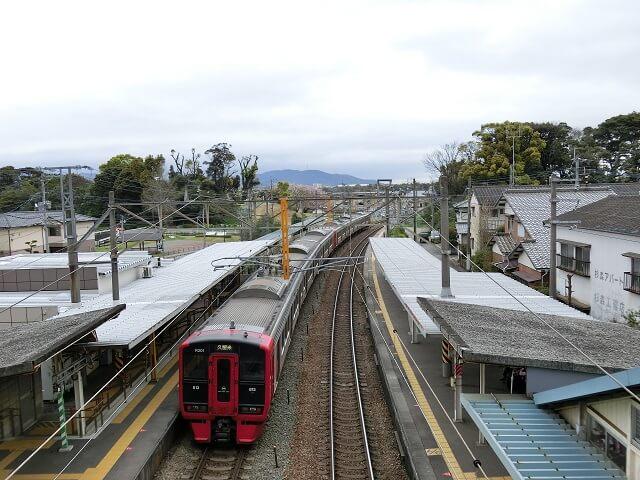 水城駅、鹿児島本線