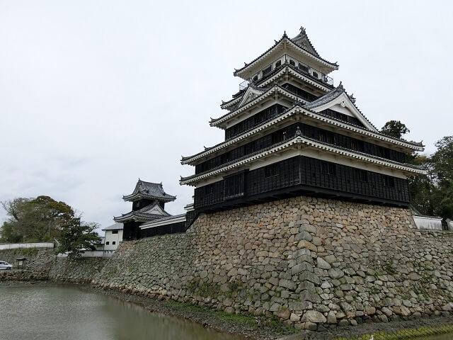 中津城、奥平氏、模擬五重天守、復興二階櫓