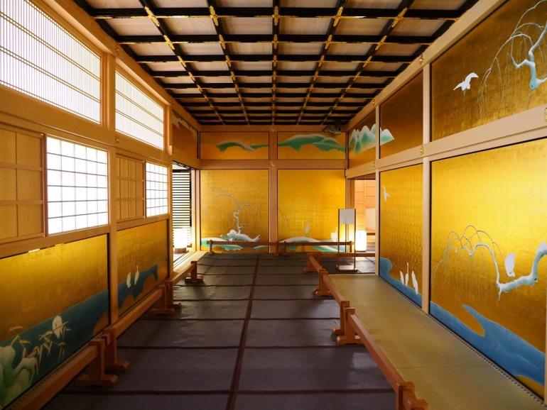 鷺之廊下、名古屋城、障壁画