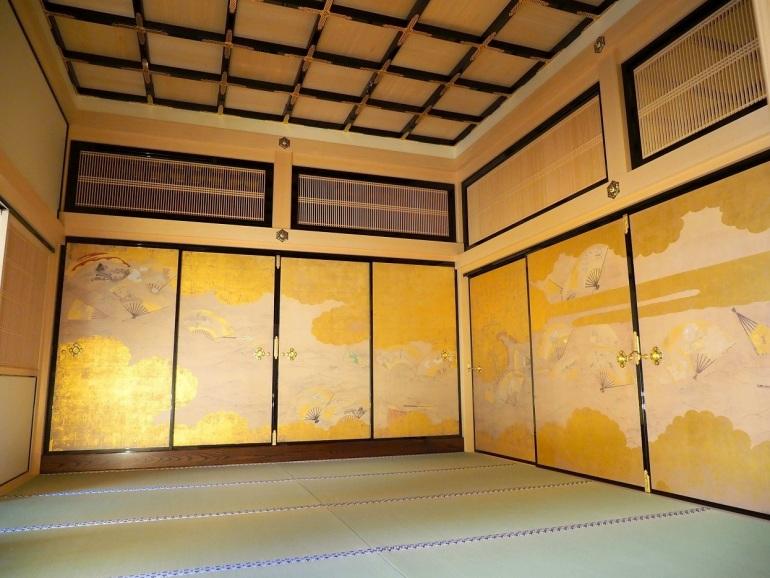湯殿書院一之間、名古屋城、脱衣所