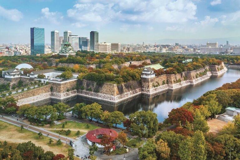 大阪城、大阪歴史博物館、絶景スポット