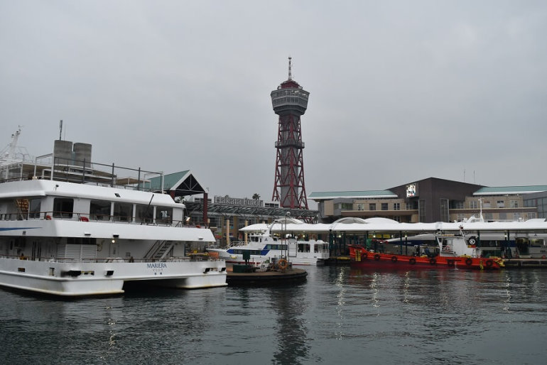 高速船、対馬、博多フェリーターミナル