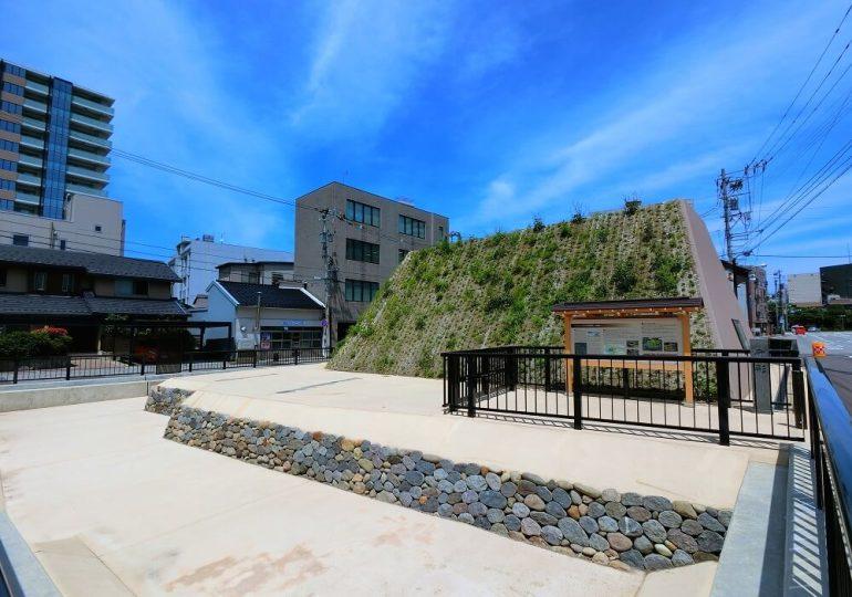 惣構、金沢城、防衛ライン、二重構造