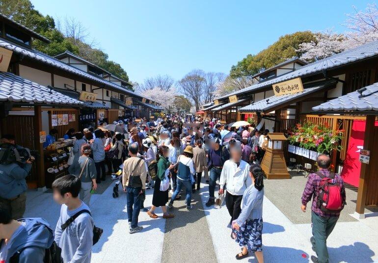 金シャチ横丁、名古屋城、観光