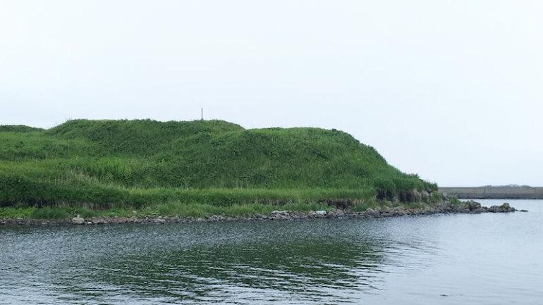北海道、根室半島チャシ跡群