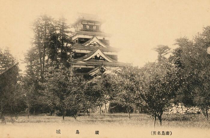 広島城、天守、国宝、シンボル、復興、復元