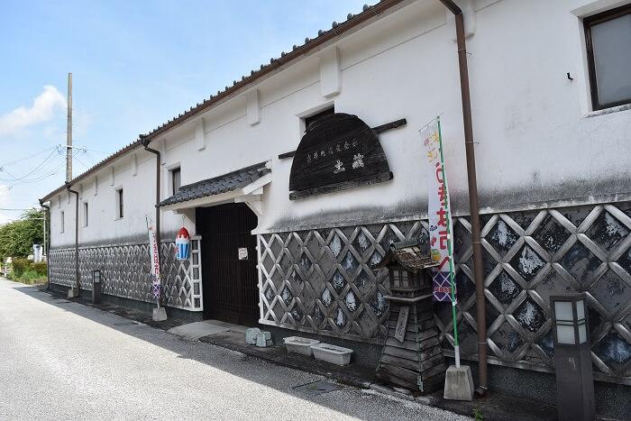 吉井町観光案内所、旧酒蔵