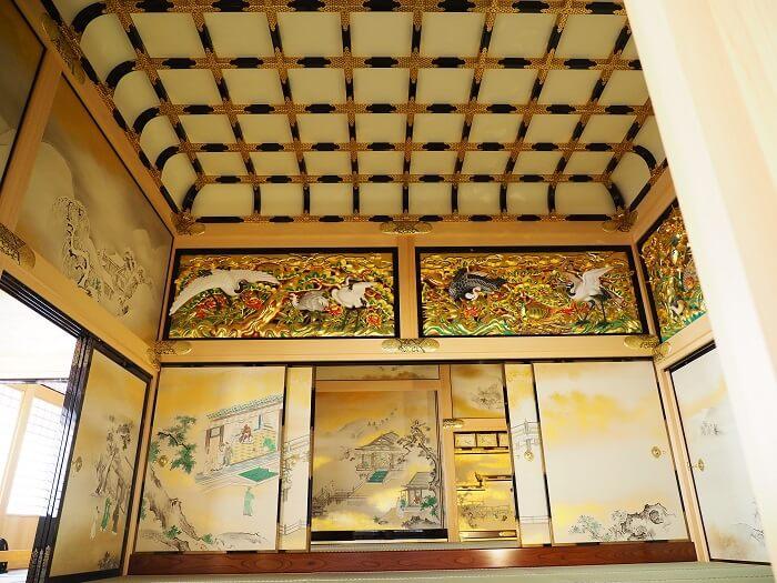 上洛殿、名古屋城、本丸御殿