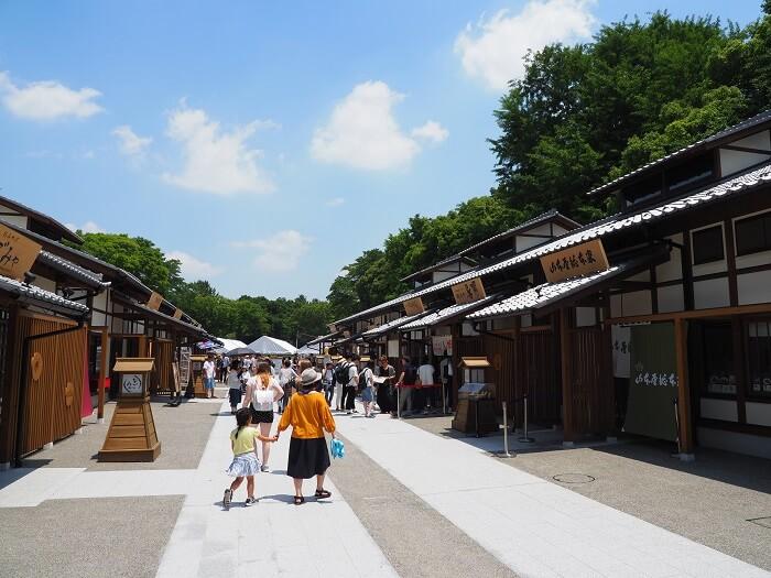 名古屋城、金シャチ、義直ゾーン