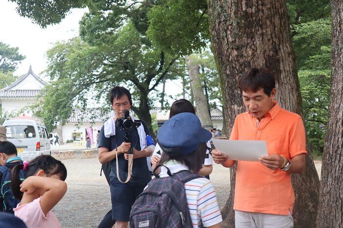 小田原城、城びとイベント