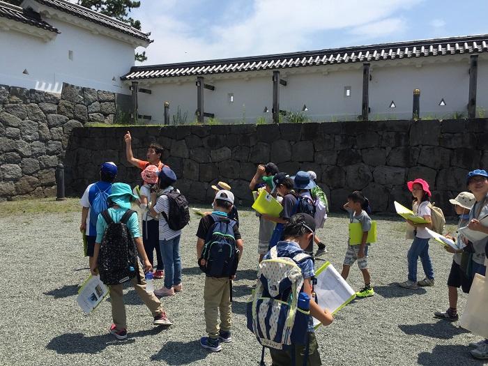 小田原城、城びと、イベント、説明