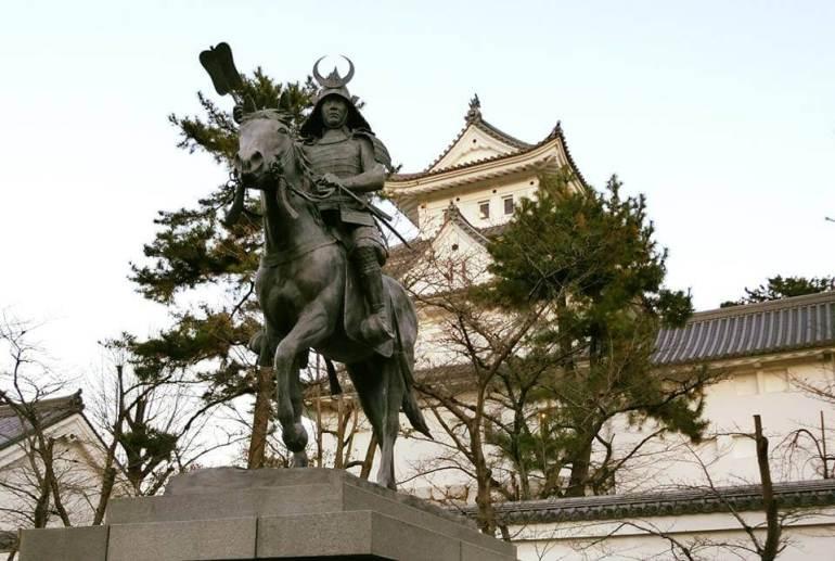 大垣城、東海、続日本100名城、関ヶ原の戦い