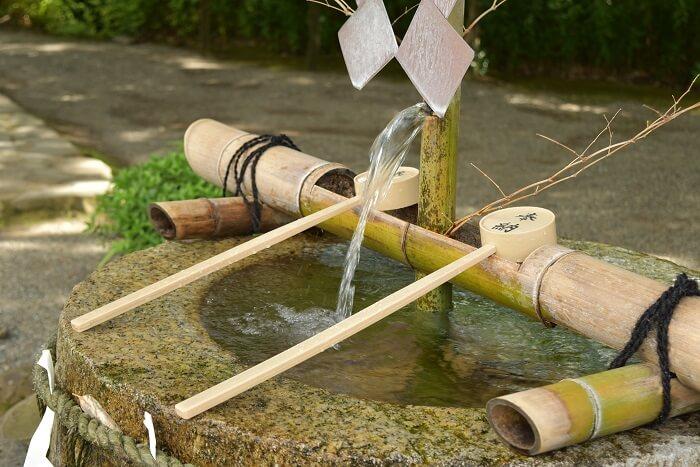 熊本城、水前寺成趣園、神水、長寿の水