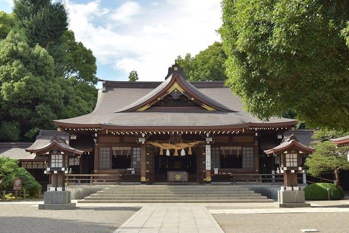 出水神社、守護神、熊本