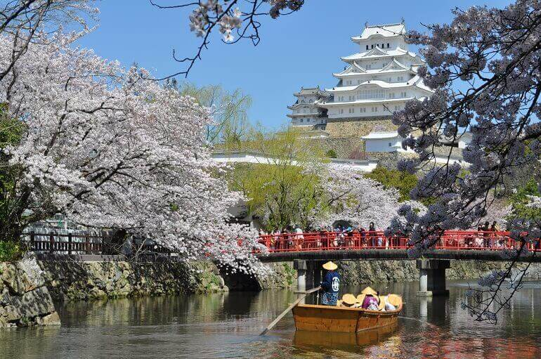 姫路城、日本の美