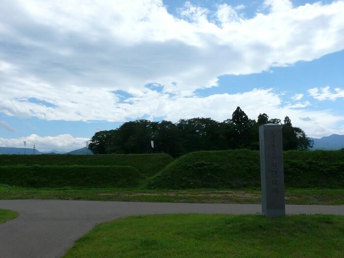 弘前城、史跡、堀越城