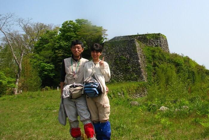 ウモ、ちえぞー、津和野城