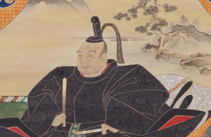徳川家康、五大老、大名