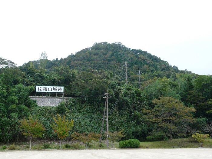 石田三成、近江佐和山城