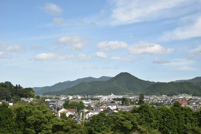 篠山譲、丹波富士、高城山、八上城