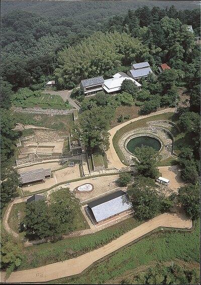 太田金山城、大手虎口、日ノ池エリア、発掘調査、石垣、復元