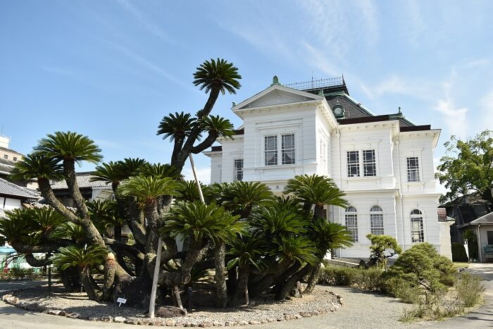 西洋館、御花、洋風建築、立花家邸宅