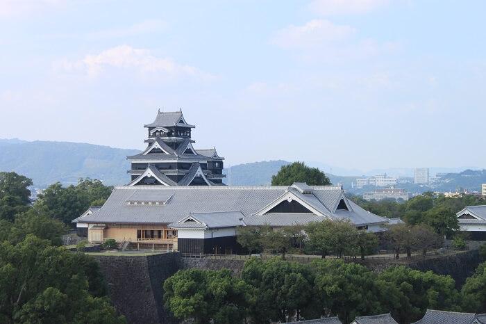熊本城、西南戦争、加藤清正、堅城