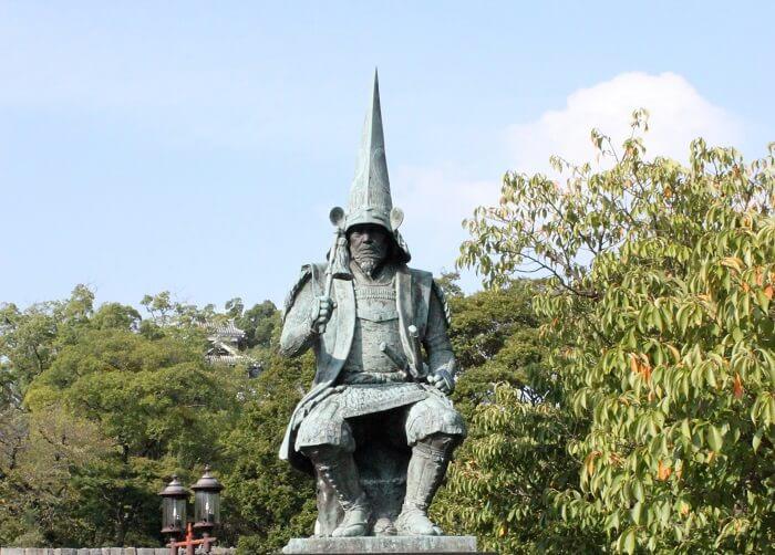 熊本城、加藤清正、銅像、清正公