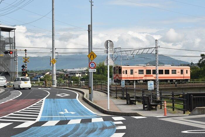恵那駅、明知鉄道