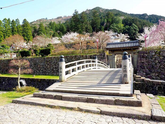 有子山城、出石城下、但馬の小京都